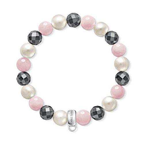 Thomas Sabo Women Silver Strand Bracelet - X0188-581-7-L