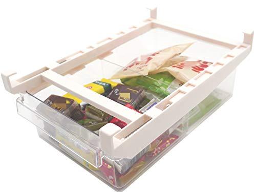 Mix 冷蔵庫トレー 収納ボックス たまご収納 収納ケース パントリー クリアケース… (M)