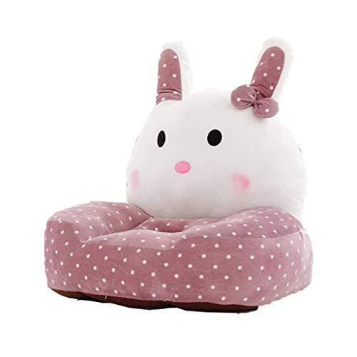 NXYJD Presidente del Respaldo del sofá de Felpa Plegable de los niños Linda del Animal Dulce Asientos Puf Sillón de Juegos Dormitorio