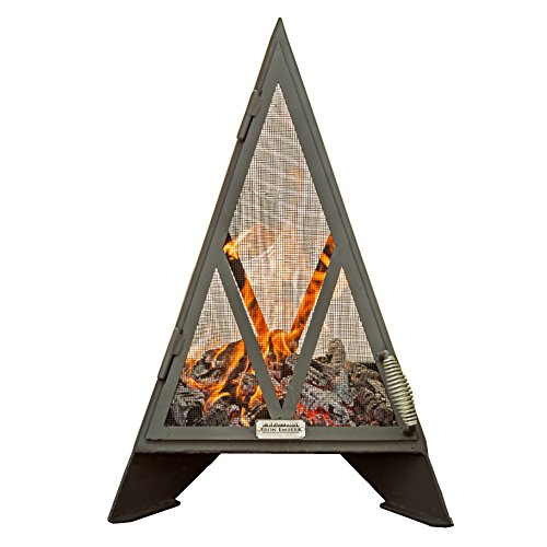 New 3' Iron Embers Pyramid Outdoor Fireplace (3 feet tall)