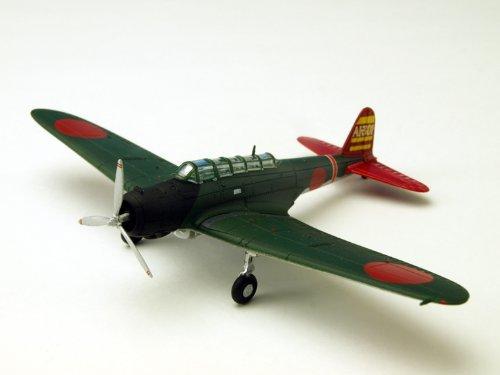 International Trade 1/144 Nakajima Type 97 No. 3 carrier-based fighter Akagi AI-301 (japan import)