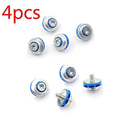 4 Stück/Los Blaue Schrauben Für HP 3.5 HDD DC7800 DC7900 8000 8100 Z400 Z600 Schrauben Isolationstülle 450712-001 Montage, Spanien