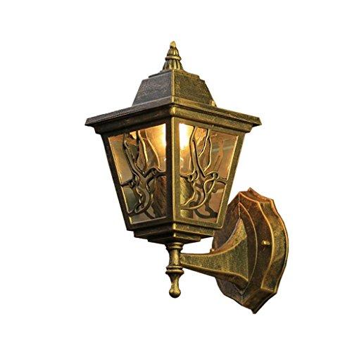 XIN Europese waterdichte buitenwandlampen-tuinlampen-buitenwand-retro- gang-deur-in buitenverlichting