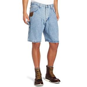 Wrangler Riggs Workwear Men's Ripstop Carpenter Short