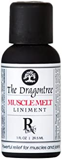 the dragontree muscle melt patch