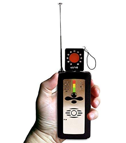 Spy Matrix Pro Détecteur d'insectes 10 g est le traceur GPS de surveillance Pro Sweep – Détecteur d'insectes professionnel multifonctionnel de sécurité