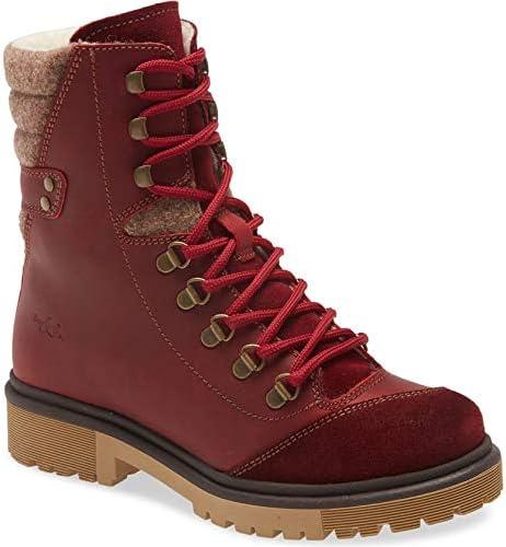 Bos. & Co. Women's Angus Waterproof Wool Lined Hiking Boot