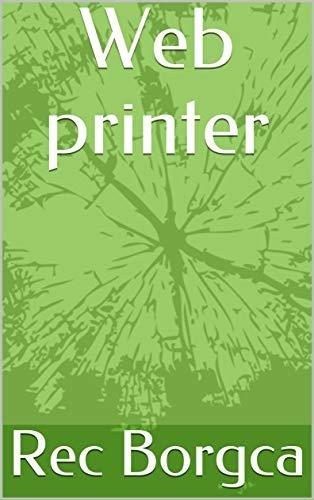 Web printer (English Edition)