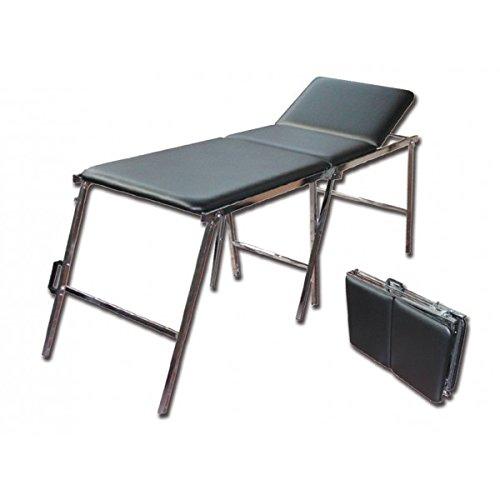 GIMA - Lettino pieghevole a valigia portatile