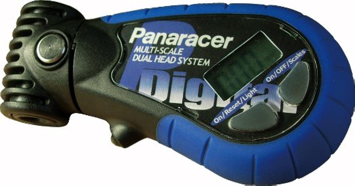 ライナー発表そのパナレーサー 空気圧計 デュアルヘッドデジタルゲージ  米式/仏式バルブ対応