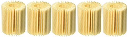 Genuine Toyota - 4Runner Oil Filter 1/2 Case (QTY 5) - 04152-YZZA5