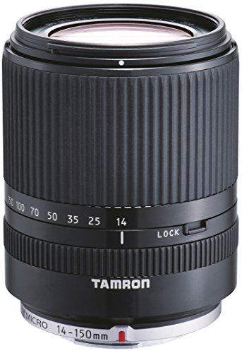 Tamron 14-150 mm F/3.5-5.8 Di III Objektiv für Micro Four Thirds schwarz