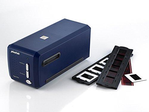 Plustek OpticFilm 8100 - Film/Dia-Scanner - 7.200x7.200 dpi - A4 USB, USB 2.0