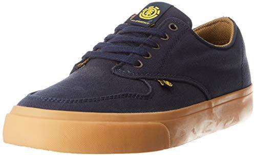 Element Herren Sneaker, Blau (Navy Gum 3556), 43 EU