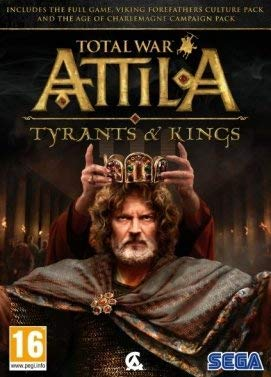 SEGA Total War: ATTILA - Tyrants & Kings Básico + complemento PC...