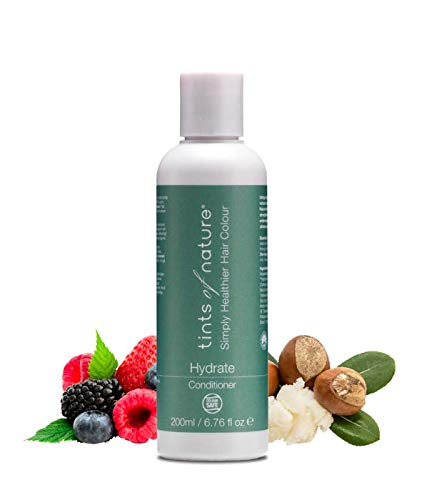 Tints of Nature Natural and Organic Hydrate Conditioner, Nourishing, Single