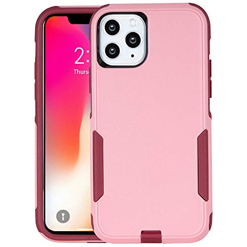 Krichit Pioneer iPhone 11 Pro Case,Pioneer Heavy Duty Case for iPhone 11 Pro Cases 5.8 inch (Pink)