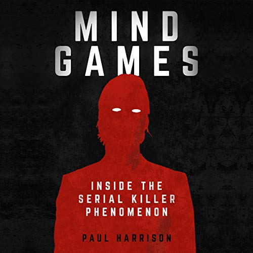 Mind Games audiobook cover art