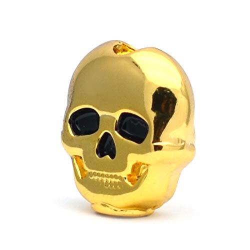 Guitar Parts Multi Color 6Pcs Ranking TOP10 Shape Miami Mall Plastic Skull Tuning