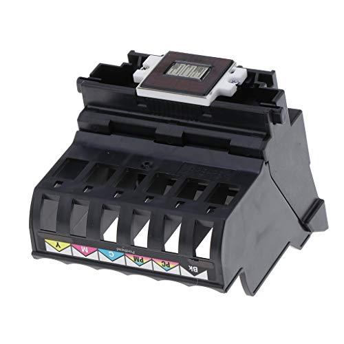 Almencla Reemplazo Del Cabezal De La Impresora, Cabezal De Impresión Para La Impresora Canon S820 / S830, Negro