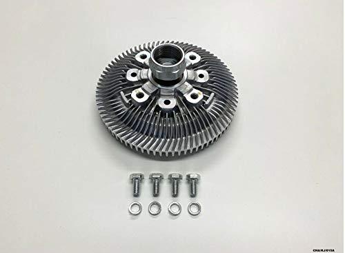 Embrague de ventilador viscoso BTS Cherokee KJ 2.5CRD y 2.8CRD 2002-2004