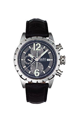 Marcello C 2022.2.a–Uhr, Leder-Armband