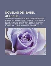 Novelas de Isabel Allende: La casa de los espíritus, El bosque de los pigmeos, El reino del dragón de oro, De amor y de so...