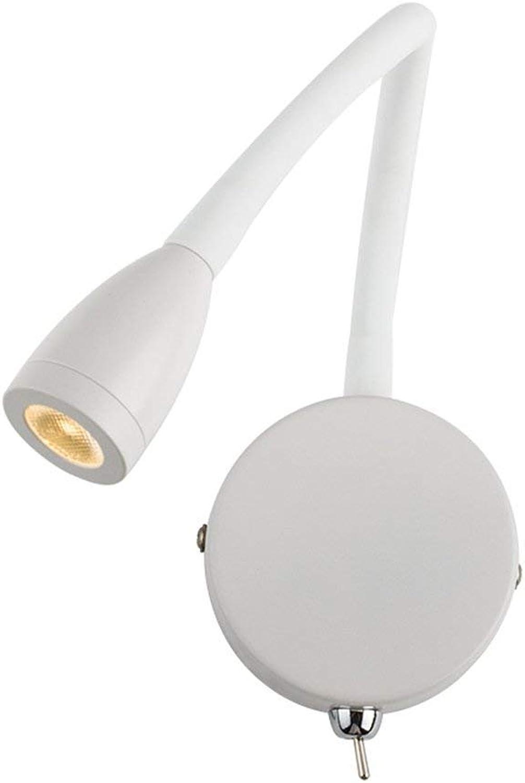 Lamps Beleuchtung, Moderne minimalistische Wandleuchte, LED-Schlauch Licht Nachttischlampe Leselampe Schlafzimmer Lampe Winkel Einstellbare Leselampe Beleuchtung, Home Wall Lighting