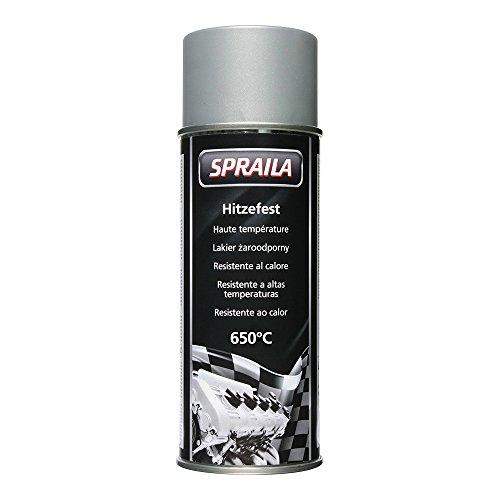 Spraila KWASNY 300 030 Auto-K Hitzefest 650°C Silber 400ml