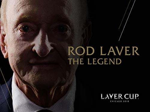 ROD LAVER THE LEGEND