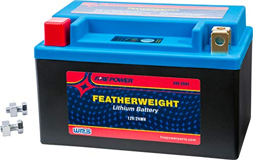 Wps hjtx7a-fp-il featherweight lithium battery
