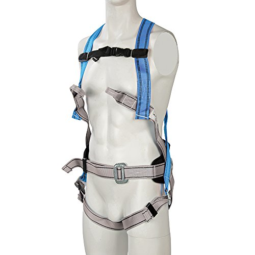 Silverline 251483 - Arnés anticaída y cinturón de sujeci�