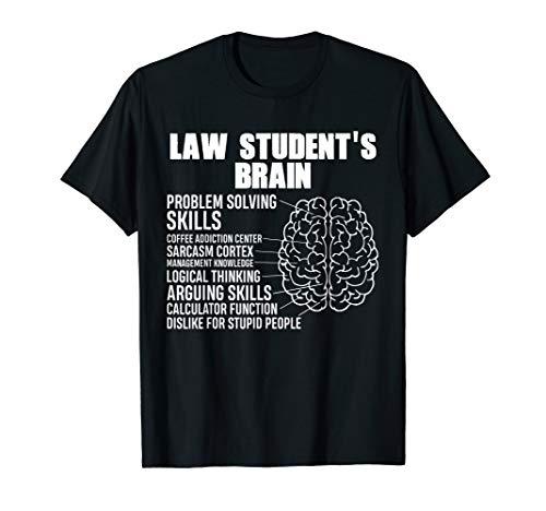 Lustiger Jura Spruch,Jura Student, Geschenkidee, Juristen T-Shirt
