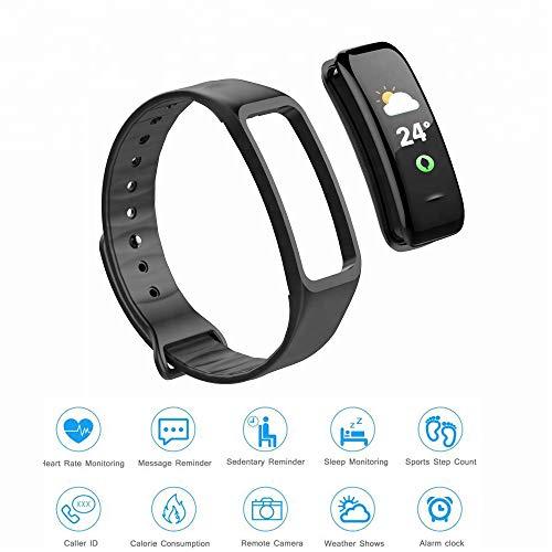 Mengen88 Kleur scherm slimme armband sport horloge bloeddruk hartslag waterdichte stappenteller gezondheid Van toepassing op Android IOS mobiele telefoon