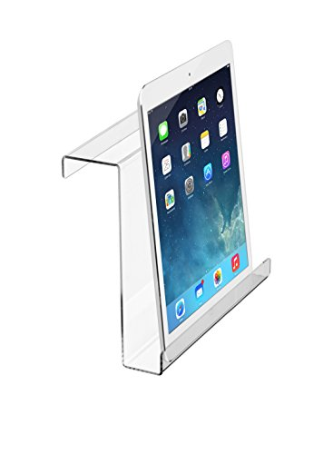 AdirSports Acrylic Universal Treadmill Bookholder - iPad & Tablet - Magazine Rack (11 x 11 x 2.5)