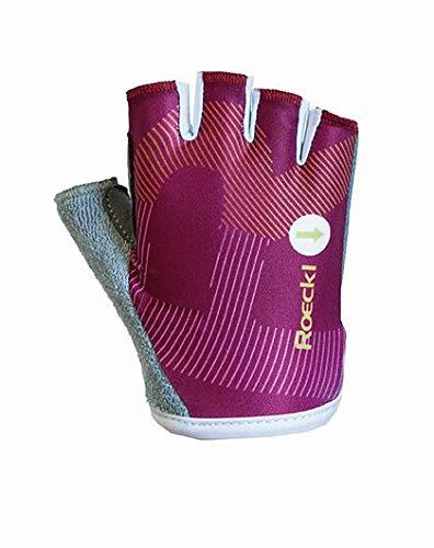 Roeckl Teo Kids Kinder Fahrrad Handschuhe kurz pink 2020: Größe: 3