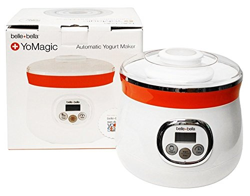 Best Deals! Belle and Bella Yomagic Automatic Yogurt Maker, 1 Ea