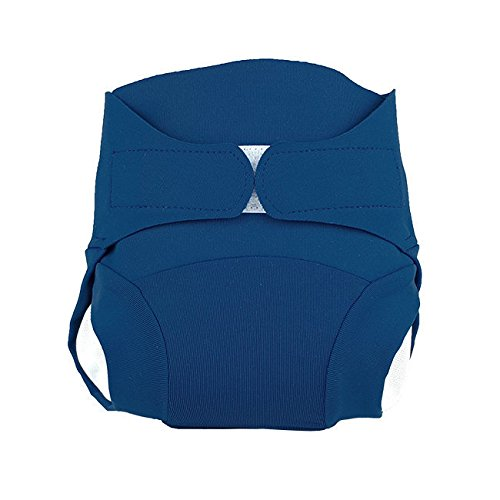 Couche piscine anti-fuite et anti-UV Hamac lavable - réutilisable - Coloris : Nautilus - Taille : 12 mois (6-12 kg)