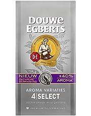 Douwe Egberts Filterkoffie Aroma Variaties Select Premium (3 Kilogram, Intensiteit 04/09, Light Roast Koffie), 12 x 250 Gram