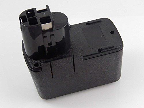 vhbw Batería NiMH 1500mAh (12V) para herramientas eléctricas Powertools Tools Würth ABS...