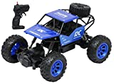 Zest 4 Toyz Remote Control 1:18 Rock Crawler 4x4 High Speed Rechargeable Off-Road