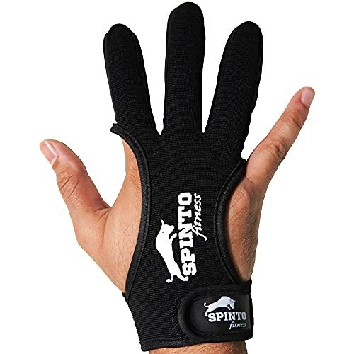SPINTO Fitness Archery Gloves