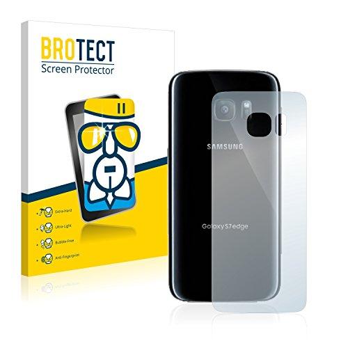 BROTECT Protector Pantalla Cristal Compatible con Samsung Galaxy S7 Edge...