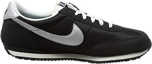 Nike Oceania Textile, Chaussures de Fitness Mixte, Noir Black Metallic Silver Summit White 001, 38 EU