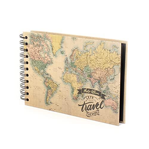I-TOTAL® - Álbum de fotos / Álbum de fotos para los recuerdos (Maps)