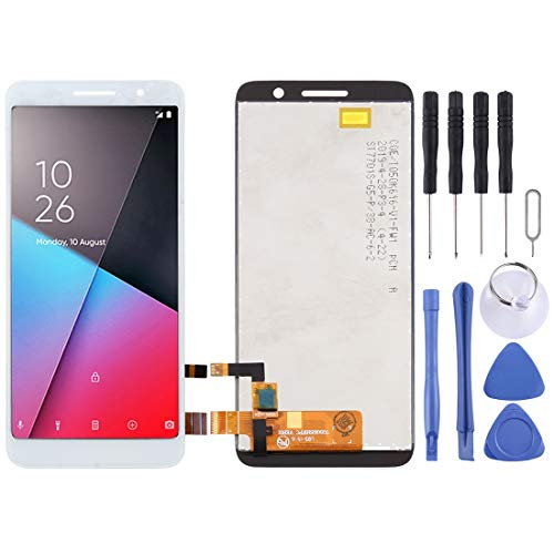 MENGHONGLLI Accesorios de reemplazo de teléfonos celulares Montaje Completo de Pantalla LCD y digitalizador para Vodafone Smart E9 Lite Pieza de Repuesto de teléfono