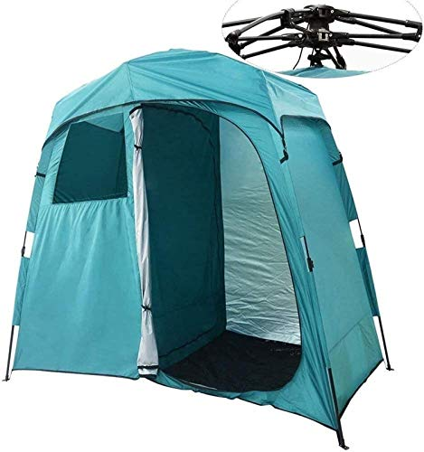 Plztou Privacy Tent for Portable Toilet Privacy Shower Tent, Portable Outdoor Bathroom Tent Camping Toilet Tent, Dressing Changing Room for Camping Beach Easy Set Up
