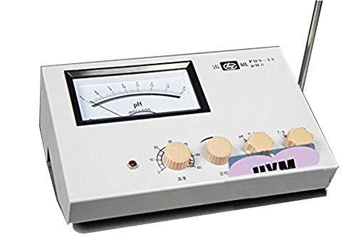 CENPEN PHS-25 Laborbank pH-Messgerät Rex pH Meter Tester, pH 0 bis 14 (Zeiger)