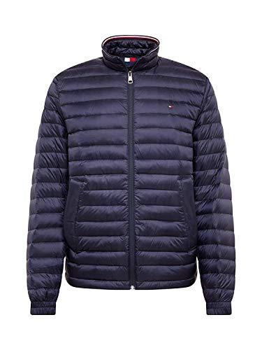 Tommy Hilfiger Herren Übergangsjacke CORE Packable DOWN Jacket Navy XXXL