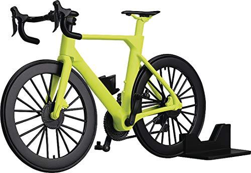 figma+PLAMAX figma Styles ロードバイク [ライムグリーン] 1/12スケール ABS&PS製 組み立て式プラスチッ...